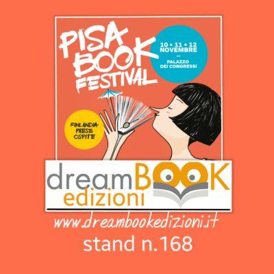 dreamBOOK al Pisa Book Festival 2017