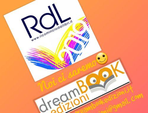 """Dreambook a """"Ricomincio dai libri"""""""