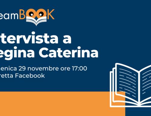 Intervista a Regina Caterina live su Facebook